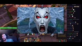 """Asmongold Reacts to """"The True Story of Sylvanas Windrunner! - (Warcraft Lore)"""" by Nixxiom"""