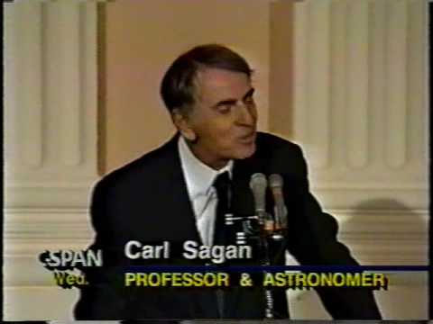 Carl Sagan on the importance of scientific research