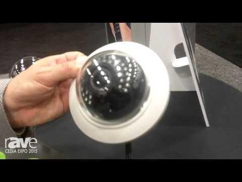CEDIA 2015: Vitek Intros Mighty Dome Trio Dome Camera With EX-HD-SDI, TVI, CVBS