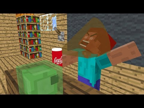 Monster School : Brave Part.3 - Minecraft Animation