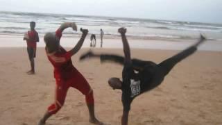 Papa Djibril Fall | Vent Noir Wushu Shaolin de Dakar