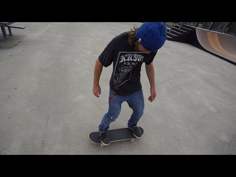 Skateology: late kickflip with Zach Miyamoto