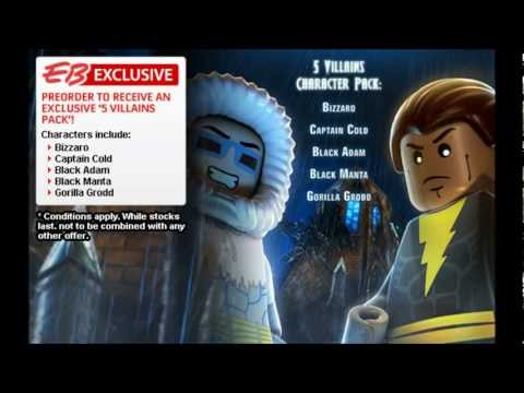 Lego Batman 2 Character Pack New Lego Batman 2 Bonus