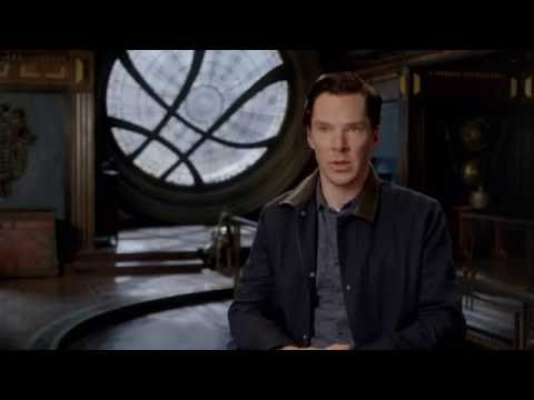 Marvel's Doctor Strange featurette - Official UK [En anglais]