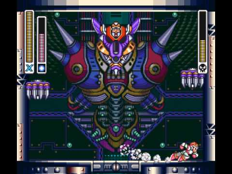 Mega Man X - Mega Man X Walkthrough Part 6 (Finale) - User video