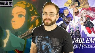 Zelda Breath of the Wild 2 Coming Later Than We Thought? And Fire Emblem Is How Long?! | News Wave