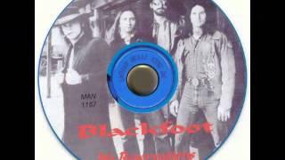 Watch Blackfoot Take A Train video