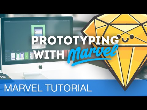 Prototyping with Marvel & Sketch (Tutorial)