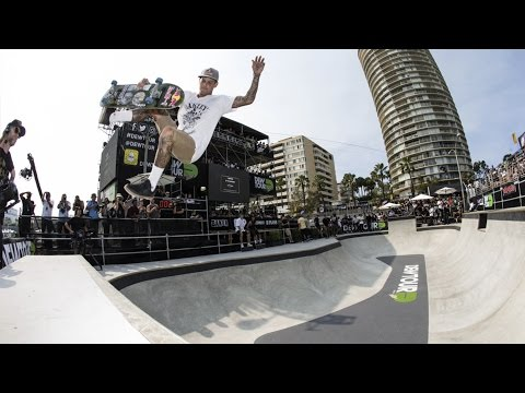 Dew Tour 2016 Pro Competition Recap: Ryan Sheckler