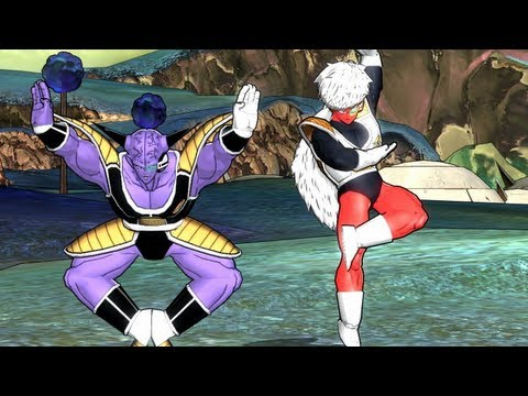 Battle of Z Character Types REVEALED New DBZ Game News 2013