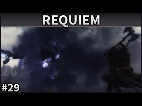 Skyrim Mod Spotlight - Requiem (An Immersive. Hardcore Skyrim)