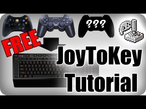 JoyToKey Tutorial [5.2.1] [German] [HD] - Ich zeig euch alles :)