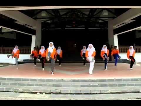 Senam Kreasi Mahasiswa S1 Pgsd Banjarmasin ( Korea Song ) video