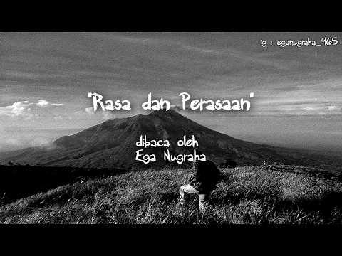 Puisi - Rasa Dan Perasaan | Musikalisasi Puisi