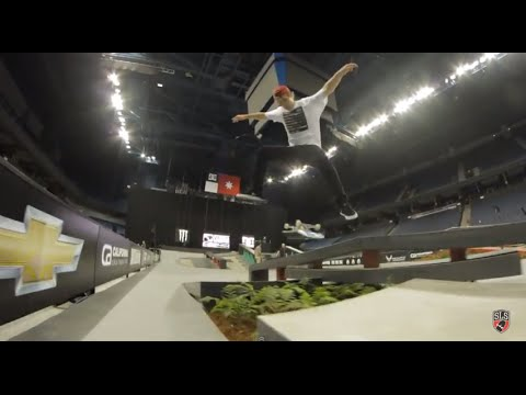 Street League 2012: Ontario Practice Quick Clip with Shane O'neill