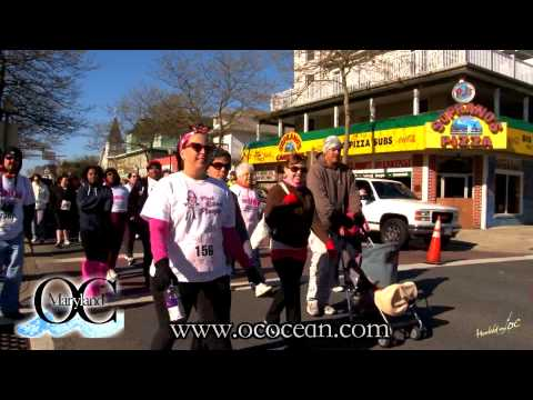 Susan G. Komen - 'Race For The Cure' - April 2013 - Ocean City, Maryland