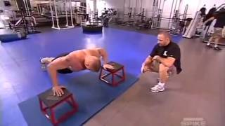 Download Brock Lesnar Work out 3Gp Mp4