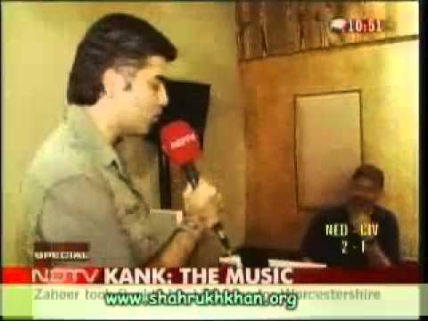 Kabhi Alvida Naa Kehna Music - Making Of KANK Melody & Songs - Behind The Scenes 3