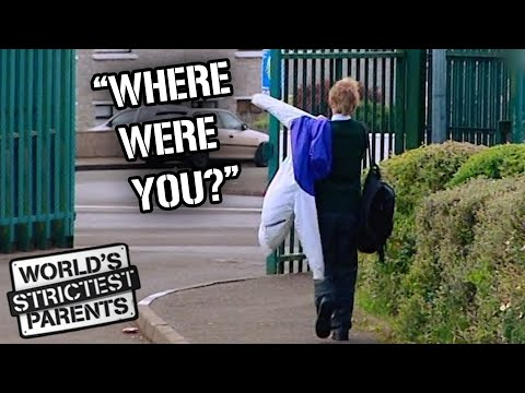 Defying the School Rules | World's Strictest Parents