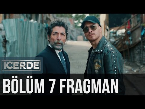 İçerde 7. Bölüm Fragman