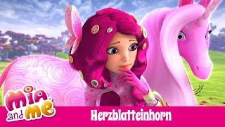 Herzblatteinhorn in Gefahr - Mia and me