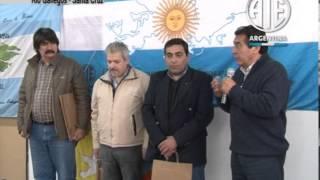 13-10-2012 Homenaje a Veteranos de Malvinas en Río Gallegos Parte 01