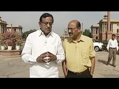 Walk The Talk with P Chidambaram (Aired: 2004)