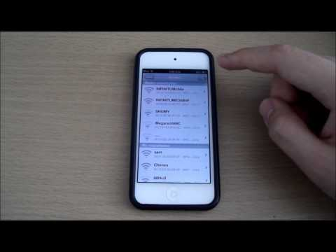 Saca Claves Wifi con tu iPhone. iPad y iPod Touch (Actualizado 2013)
