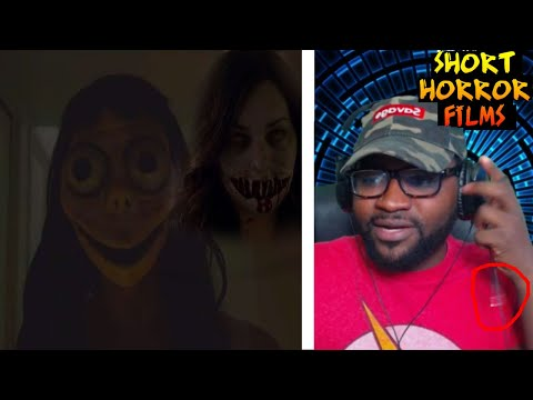 REACTION | SCARY SHORT HORROR FILM #24 ALMOST BROKE MY HEADPHONES!!