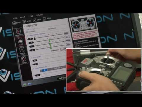 nVision Bumblebee Quadrocopter Instruktionsvideo