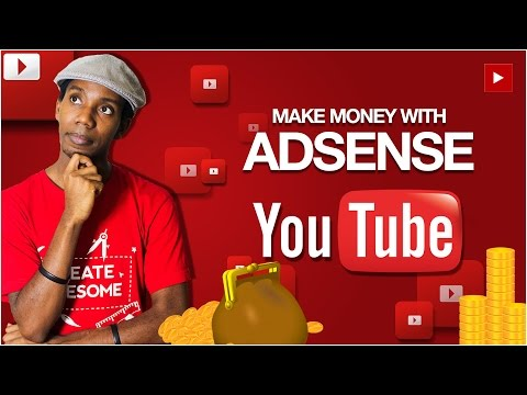 How to Make Money with YouTube Monetiztion and Adsense