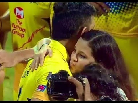 Full Uncut Video Of Dhoni & CSK Celebrations After Winning IPL 2018 Final Vs SRH
