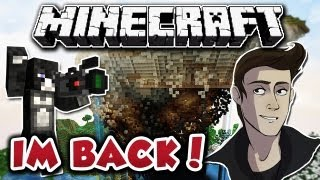 HermitCraft! {EP.25} - Back From Vacation!