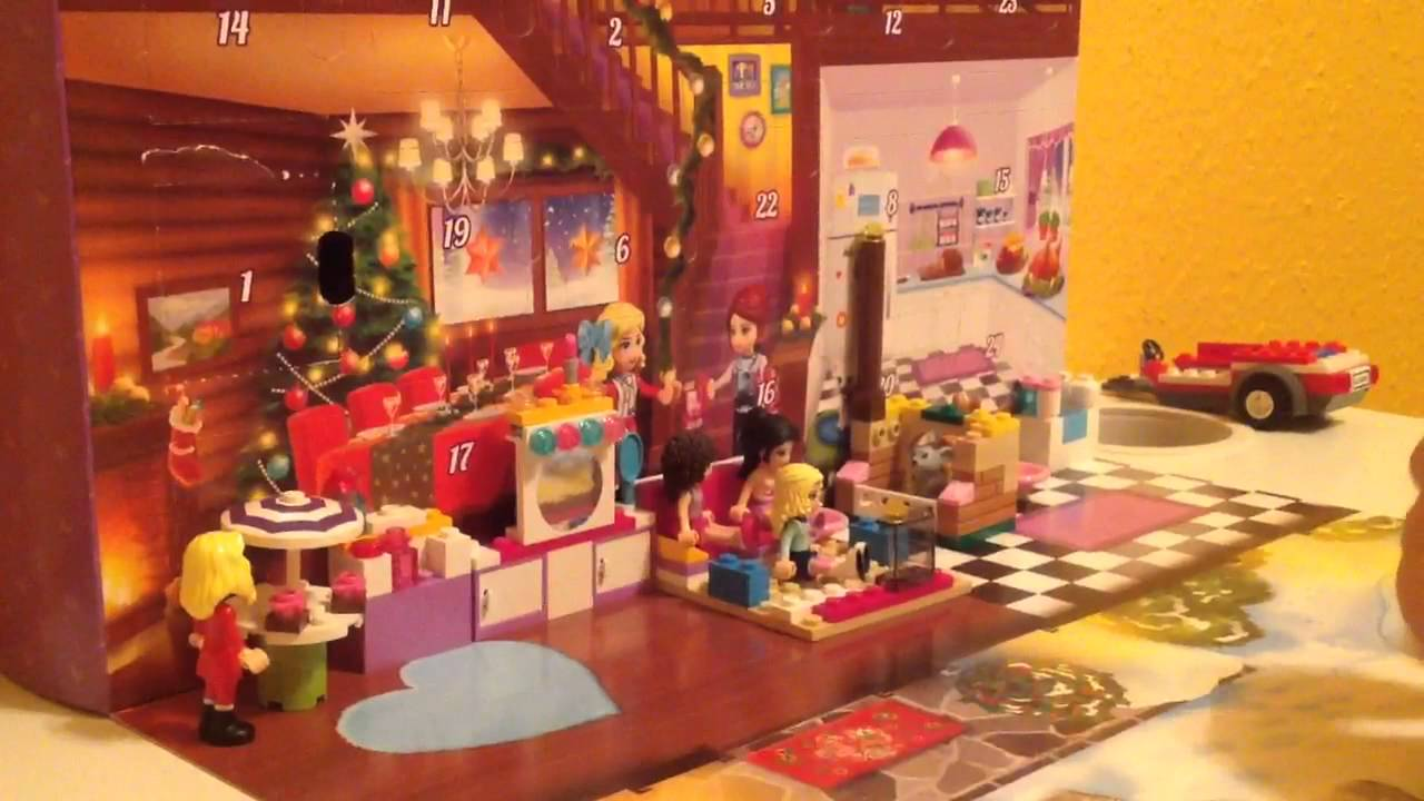 lego friends spielen