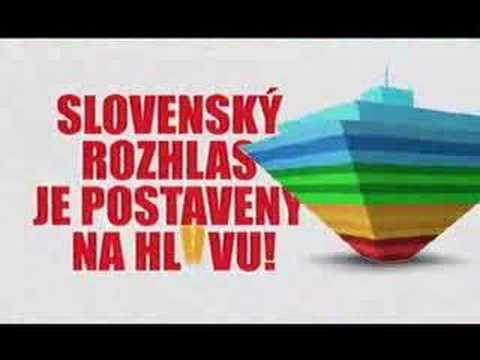 Slovak Radio Relaunch Campaign