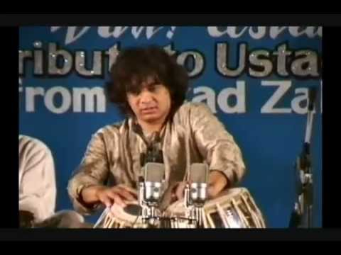 tabla , ghatam, pakhawaj and kanjira jugalbandi (part II)
