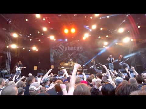 Sabaton - Soldier Of 3 Armies Live @ Tuska Open Air, Helsinki 26.6.2015