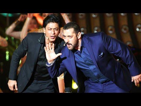 Salman Khan REACTS On Shahrukh's JABRA FAN Song