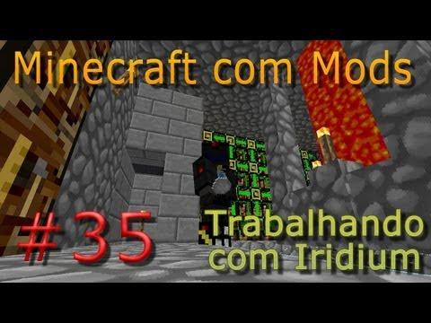 Iridium - Minecraft com Mods #35