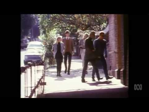 The Go-Betweens - Streets Of Your Town (official...