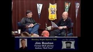 Jim Bouton - Former MLB Pitcher and