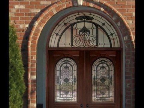 Elegant wood exterior doors youtube