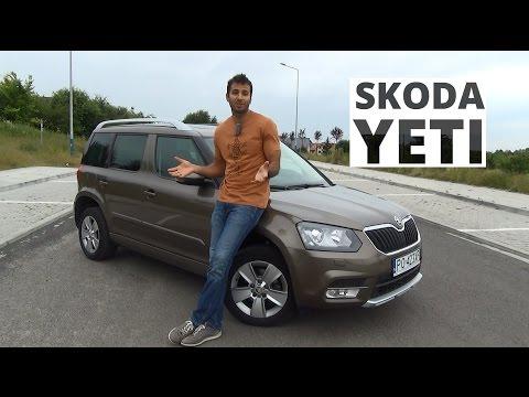 [PL] Skoda Yeti 1.6 TDI 105 KM, 2014 - test AutoCentrum.pl