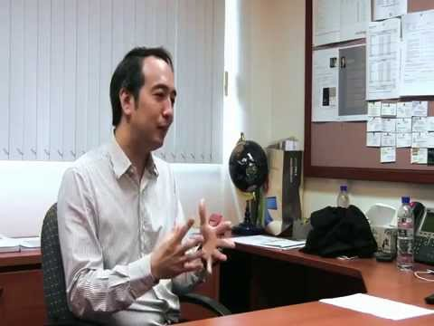 Chemists in Academia - Prof Chan Yin Thai (NUS Chemistry Department)