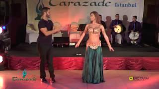 Didem Kınalı & Azad Kaan SHOW Türksh Dinner Gala Tarazade 2014