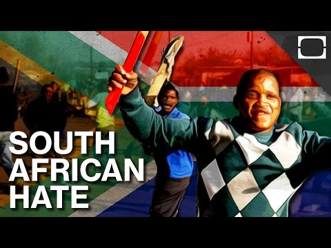 Does South Africa Hate Immigrants?
