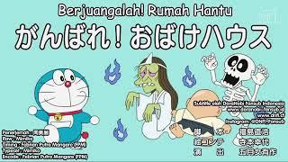 Doraemon anime malay rumah hantu