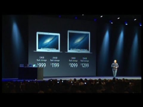 Apple s Phil Schiller on New MacBook Air, Mac Pro