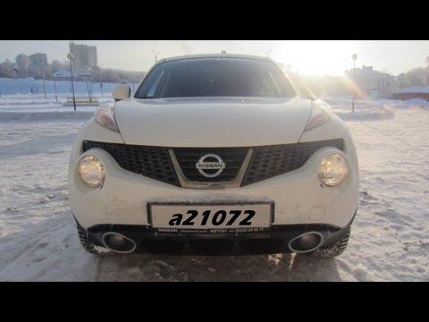 Nissan Juke Тест-драйв. Anton Avtoman.