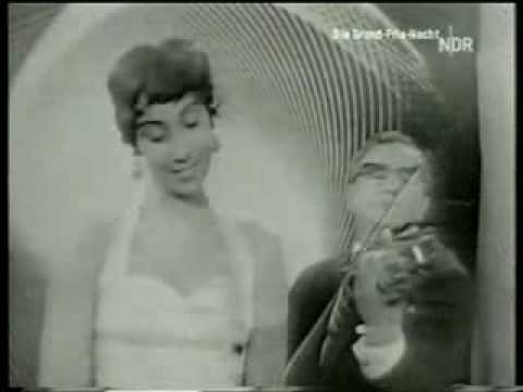 Eurovision Song Contest 1957 - Corry Brokken